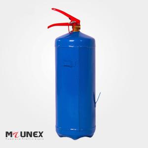 کپسول آتش نشانی آب و گاز