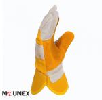 دستکش جوشکاری کف دوبل