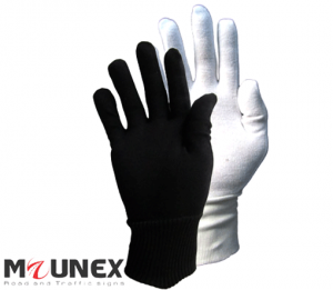دستکش ضد حساسیت نخی