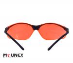 عینک ایمنی توتاص لنز نارنجی