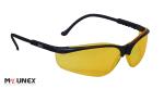 عینک ایمنی توتاص لنز زرد