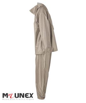 لباس کار بادگیر شلوار ضد آب پارچه شمعی