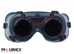 عینک جوشکاری لنز سبز wg-225