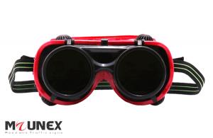 عینک جوشکاری لنز مشکی