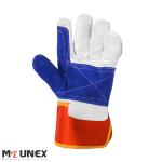 دستکش جوشکاری کف دوبل پروتک