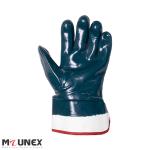 دستکش ضد حلال کف مواد نیتریل Ansell 27-805