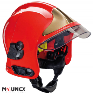 کلاه آتش نشانی msa مدل Gallet F1SF