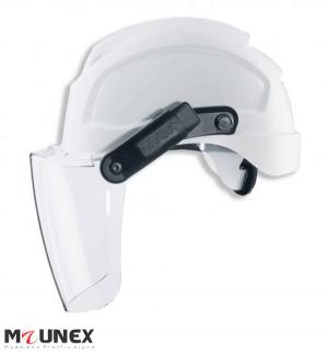 کلاه ایمنی uvex مدل pheos visor