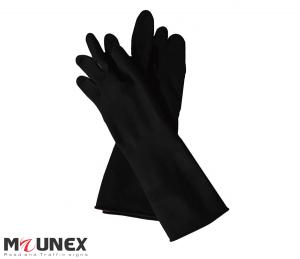 دستکش بنایی صنعت کار مدل سه لایه