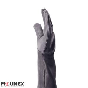 دستکش جوشکاری آرگون ساق بلند چرم بزی