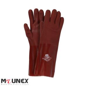 دستکش ضد اسید ماتریکس مدل MAXICHEM
