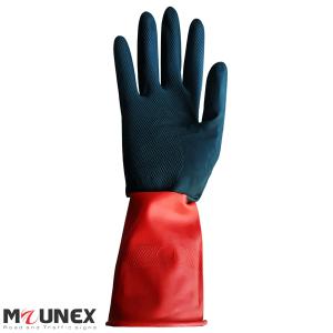 دستکش بنایی تکنیک کار