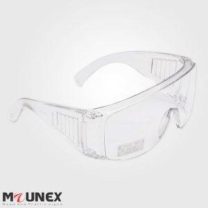 عینک ایمنی برشکاری بغل کرکره ای SINGER